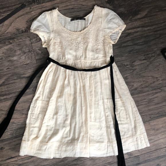 Zara Dresses & Skirts - Zara babydoll dress NWOT